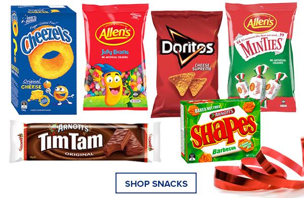 Shop Snacks