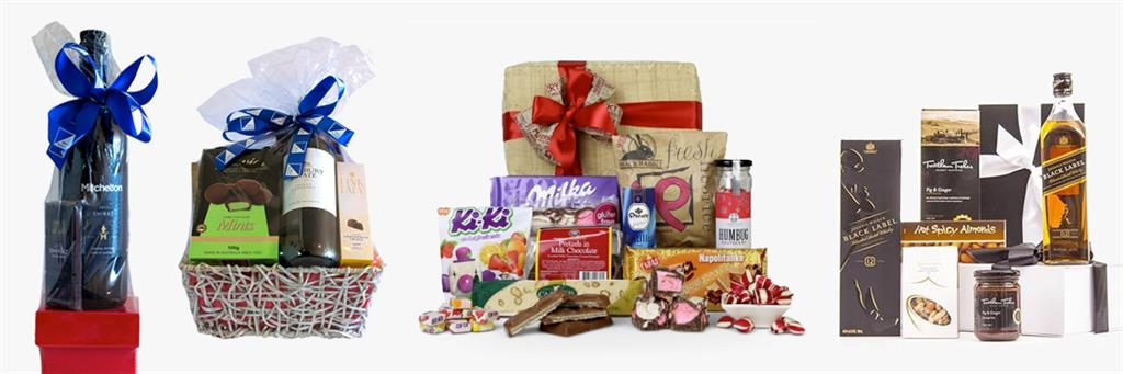 Total Office National has a large range of Corporate Christmas Hampers in their Melbourne office from small gift hampers to large gift baskets.