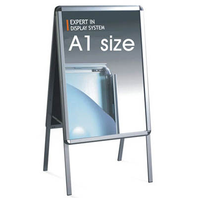 VISIONCHART SNAP POSTER FRAME MOBILE DOUBLE SIDED A1
