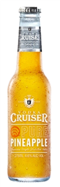 CRUISER PINEAPPLE 275ml BOTTLE